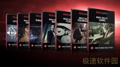 Red Giant Magic Bullet Suite 13破解版截图